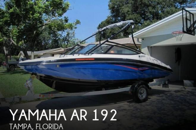 2014 Yamaha AR 192 - For Sale at Tampa, FL 33601 - ID 130291