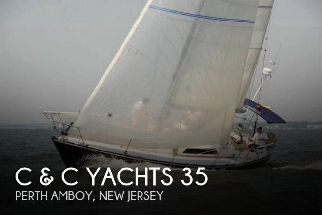 1984 C & C 35 MK III - For Sale at Perth Amboy, NJ 8861 - ID 131158