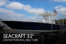2006 Sea Craft 32 Master Angler