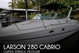 1996 Larson 280 Cabrio