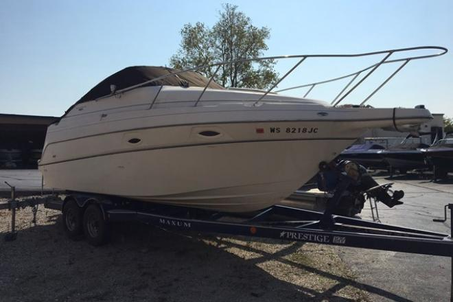 2004 Maxum 2400 SE - For Sale at Pewaukee, WI 53072 - ID 131255