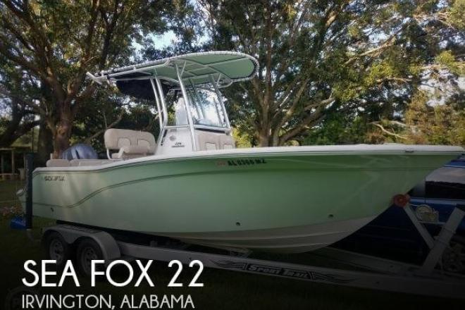 2016 Sea Fox 226 Commander - For Sale at Irvington, AL 36544 - ID 131403