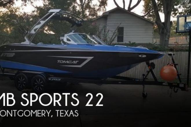 2016 MB Sports F22 Tomcat - For Sale at Montgomery, TX 77316 - ID 131404