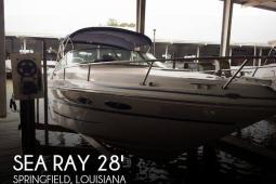 1999 Sea Ray 28 Sun Sport 280