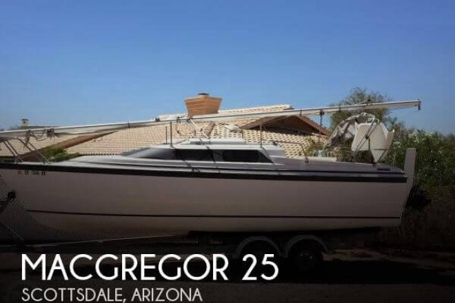 1998 Macgregor 26 - For Sale at Scottsdale, AZ 85250 - ID 131556