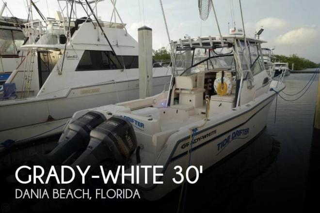 2001 Grady White 300 Marlin - For Sale at Dania Beach, FL 33004 - ID 83370