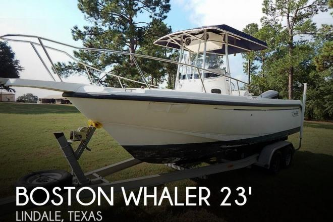 2000 Boston Whaler 23 Outrage - For Sale at Lindale, TX 75771 - ID 66146