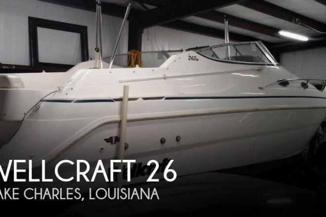 1998 Wellcraft 260 SE - For Sale at Lake Charles, LA 70607 - ID 131800