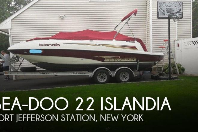 2003 Sea Doo 22 Islandia - For Sale at Port Jefferson Station, NY 11776 - ID 131067