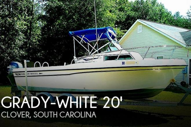 1988 Grady White Overnighter - 206G - For Sale at Clover, SC 29710 - ID 129388