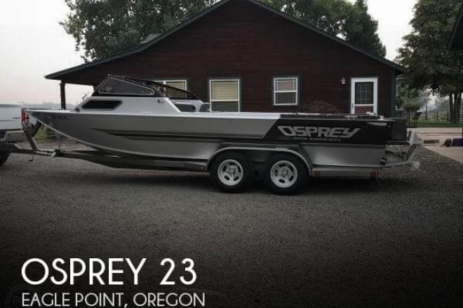 1988 Osprey 23 Custom - For Sale at Eagle Point, OR 97524 - ID 131869