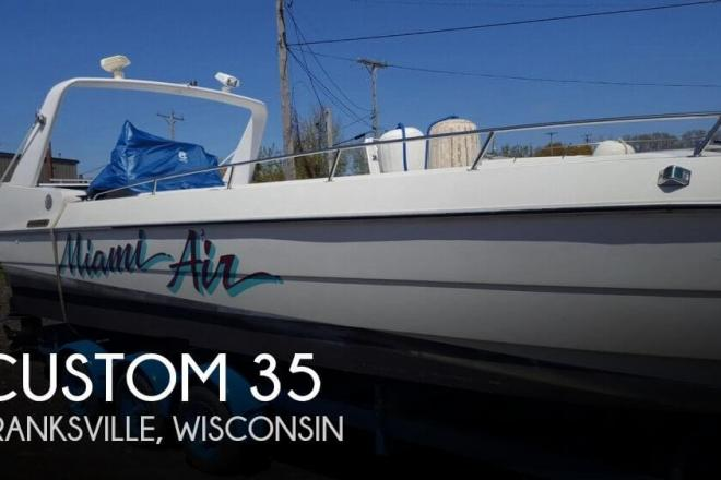 1989 Custom Built 35 - For Sale at Franksville, WI 53126 - ID 122619