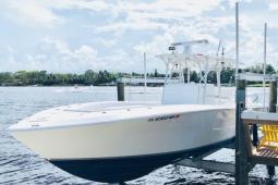 2004 Sea Vee 34 CC