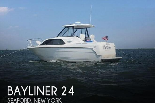 2001 Bayliner Cierra Classic 2452 - For Sale at Seaford, NY 11783 - ID 131913