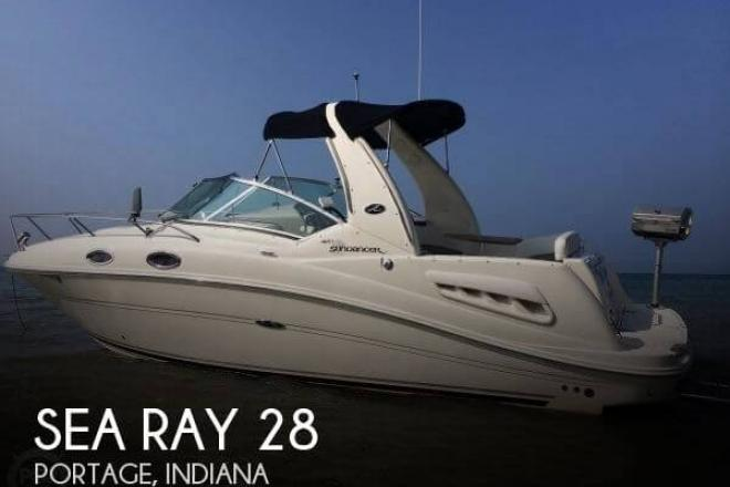 2007 Sea Ray 260 Sundancer - For Sale at Portage, IN 46368 - ID 131914