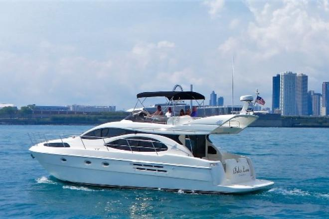 1999 Azimut 46 FLYBRIDGE - For Sale at Winthrop Harbor, IL 60096 - ID 131372