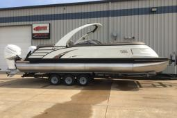 2017 Bennington 27 QX Series 10' Wide