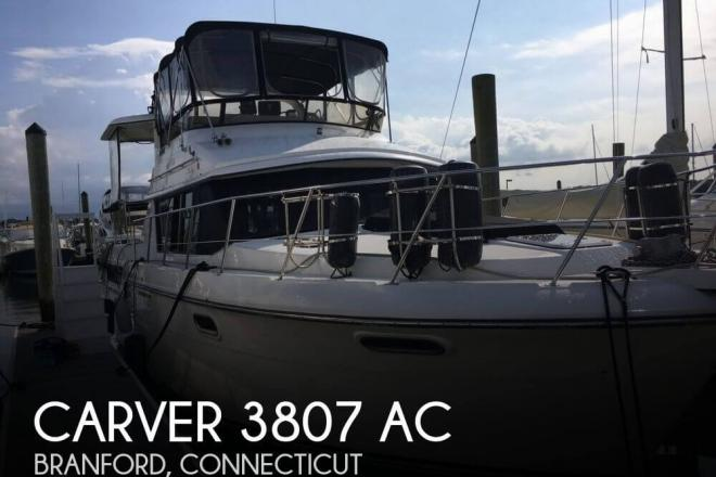 1988 Carver 3807 AC - For Sale at West Haven, CT 6516 - ID 131506