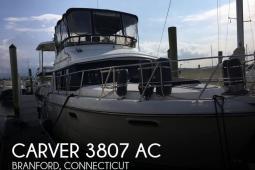 1988 Carver 3807 AC