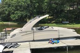 2017 Harris Crowne SL 250