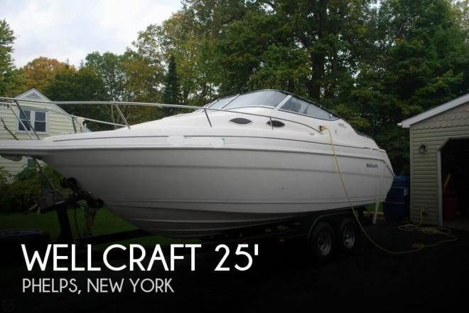 1999 Wellcraft 2400 Martinique - For Sale at Phelps, NY 14532 - ID 131365