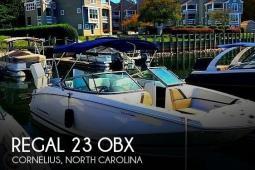 2016 Regal 23 OBX