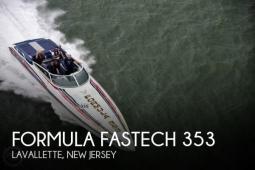 2001 Formula FASTECH 353