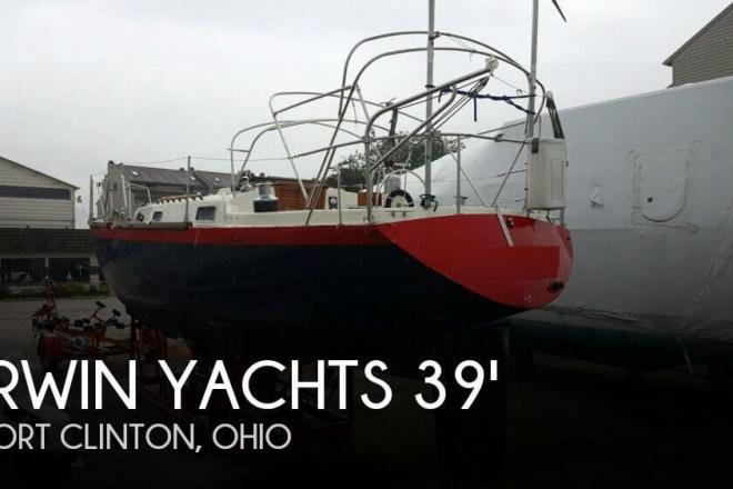 1979 Irwin 39 Citation - For Sale at Port Clinton, OH 43452 - ID 129146