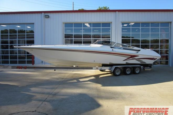 2001 Fountain 35 Lightning - For Sale at Osage Beach, MO 65065 - ID 96061