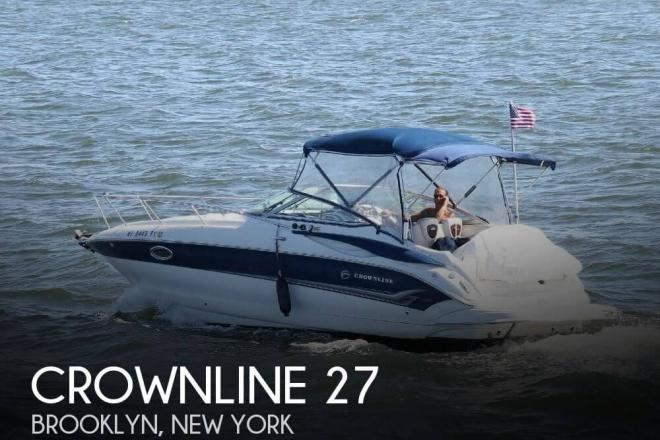 2005 Crownline 250 Cruiser - For Sale at Brooklyn, NY 11201 - ID 132445