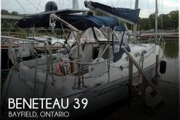 2007 Beneteau 393