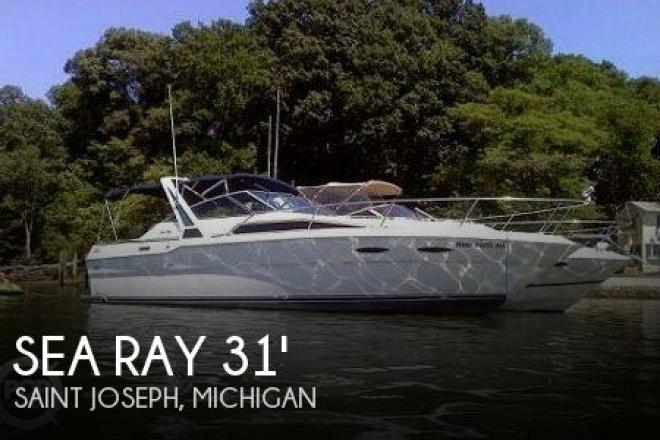 1989 Sea Ray 300 Weekender - For Sale at Saint Joseph, MI 49085 - ID 132560