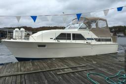1977 Chris Craft Catalina