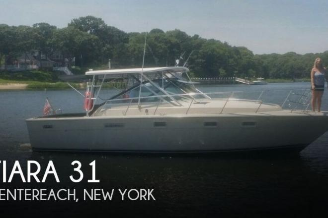 1984 Tiara 3100 Open - For Sale at Centereach, NY 11720 - ID 132681