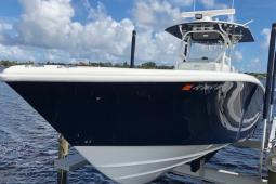 2017 Yellowfin 32 Offshore