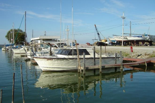 1987 Marinette SPORTSMAN - For Sale at Marblehead, OH 43440 - ID 132573