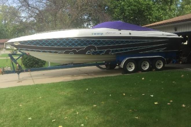 1996 Baja 302 BOSS - For Sale at Grand Haven, MI 49417 - ID 132580