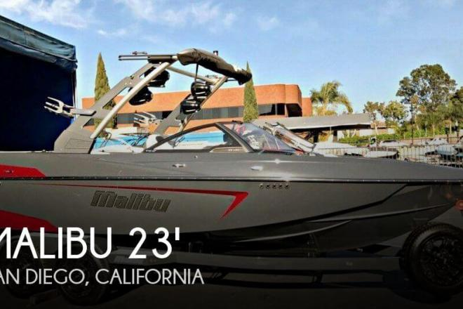 2017 Malibu 23 Wakesetter LSV - For Sale at San Diego, CA 92101 - ID 132546