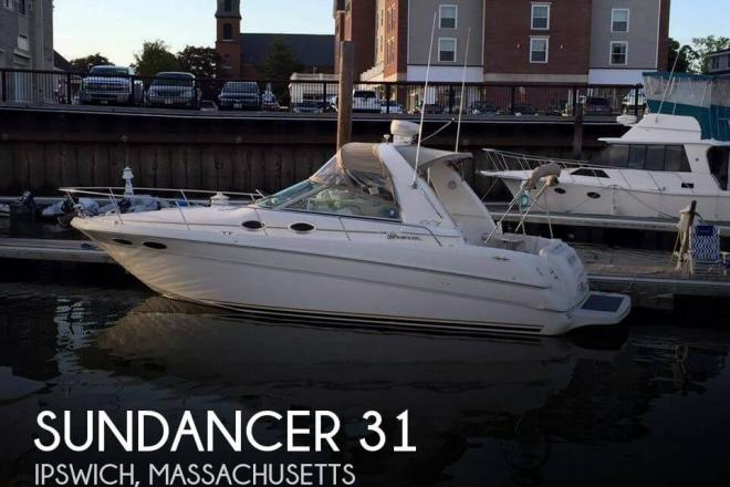 2000 Sea Ray 290 Sundancer - For Sale at Ipswich, MA 1938 - ID 133002