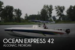 2017 Ocean Express 42