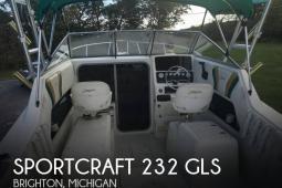 1999 Sportcraft 232 GLS