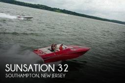 2006 Sunsation 32 Dominator