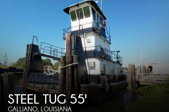 1979 Other 55 Tug Towing Vessel TD - For Sale at Galliano, LA 70354 - ID 132845