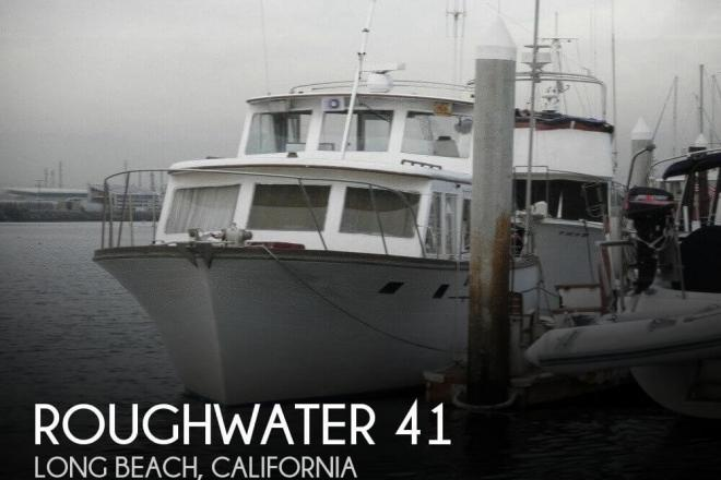 1977 Roughwater 41 - For Sale at Long Beach, CA 90801 - ID 58475