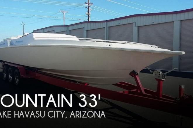 1989 Fountain 33 Lightning - For Sale at Lake Havasu City, AZ 86403 - ID 130538