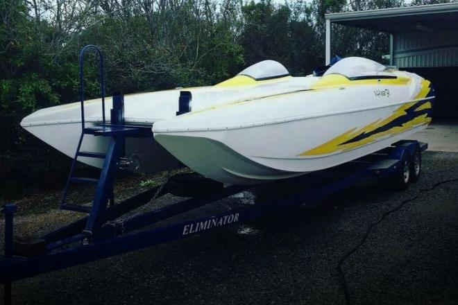 2002 Eliminator 26 - For Sale at New Iberia, LA 70560 - ID 133869