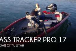 2011 Bass Tracker 175 TXW