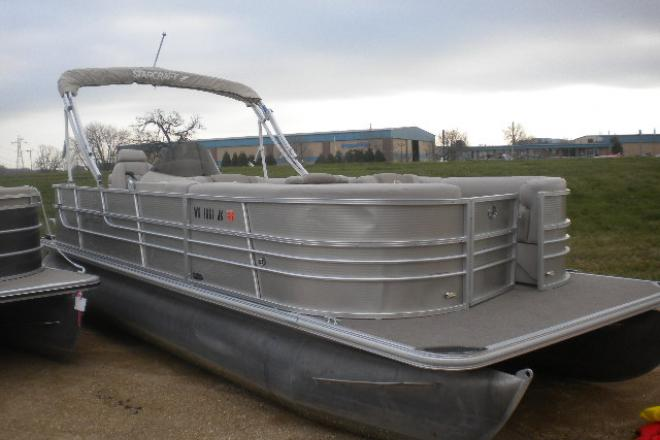 2015 Starcraft Stardeck 236 Cruise - For Sale at Pewaukee, WI 53072 - ID 95097