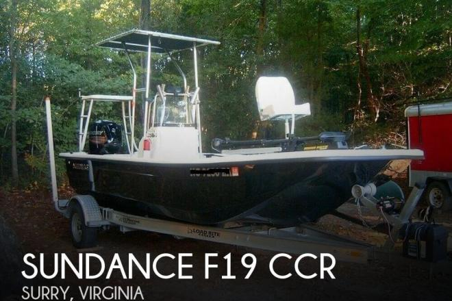 2014 Sundance F19 CCR - For Sale at Surry, VA 23883 - ID 132434