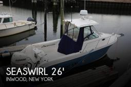 2009 Seaswirl Striper 2601 WA
